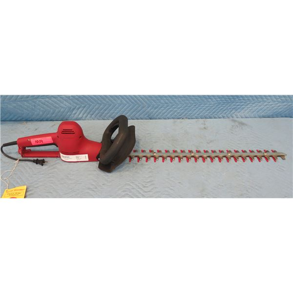 """Little Wonder 3020-00-01 Double Sided Electric Hedge Trimmer 48"""" Long"""