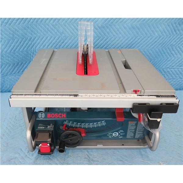 "Bosch GTS1031 Portable 10"" Jobsite Table Saw"