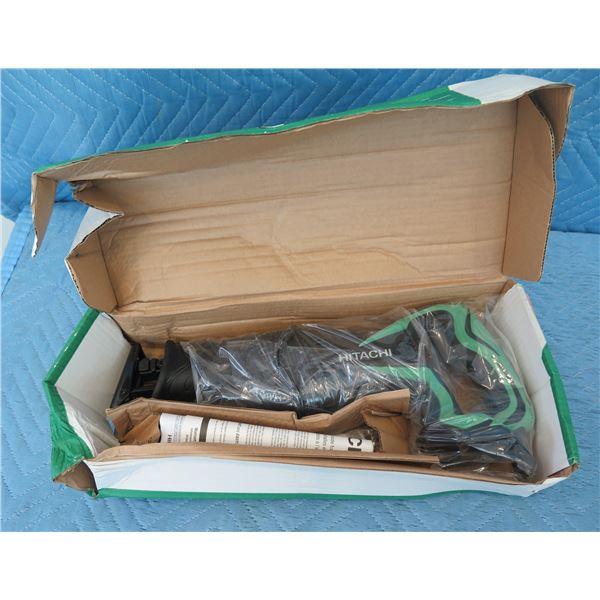 Hitachi CR 18DSL Cordless Reciprocating Saw New in Box