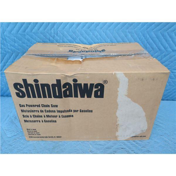 Shindaiwa 358TS Gas Powered Chain Saw 35.8cc New in Box
