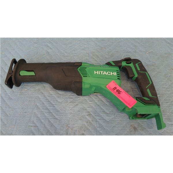 Hitachi CR18DBL Cordless Reciprocating Saw 18V