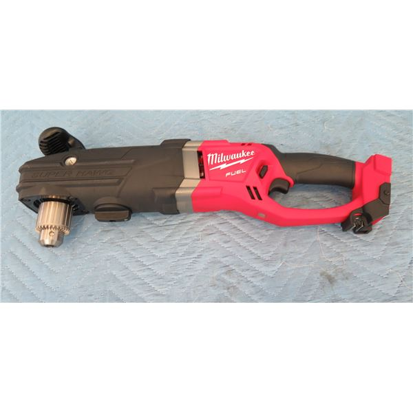 """Milwaukee 2709-20 Super Hawg Right Angle Drill 1/2"""""""