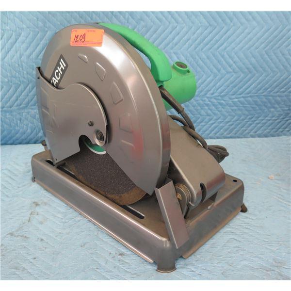 """Hitachi CC14SF(S) Cut-Off Machine 14"""""""