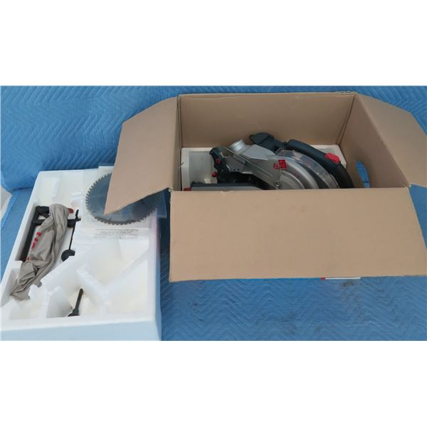 """Bosch 3924 Cordless Compound Miter Saw 10"""" 24V New in Box"""