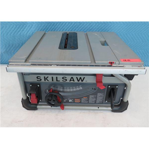 """Skilsaw SPT70W22 Table Saw Wormdrive 10"""" (Returned Item)"""
