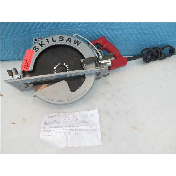 "Skilsaw SPT70WM01 Circular Saw 10-1/4"" w/ Skil Blade (Returned Item)"