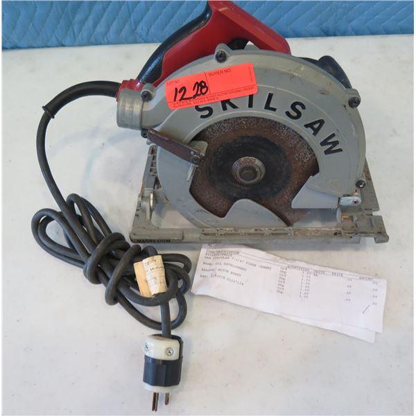 """Skilsaw SPT67FMD Circular Saw 7-1/4"""" Fiber Cement (Returned Item)"""