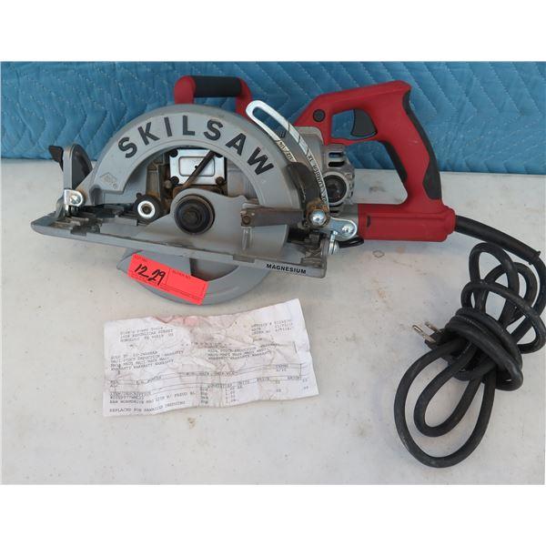 "Skilsaw SPT77WML Circular Saw 10-1/4"" (Returned Item)"