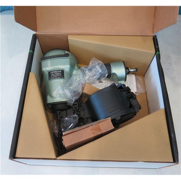 "Hitachi NV75AN Coil Nailer 3""  (Returned Item)"