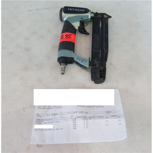 "Hitachi NP35A Micro Pinner 1-3/8"" 23GA (Returned Item)"