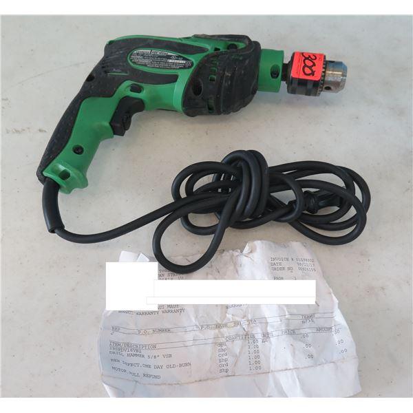 "Hitachi FDV16VB2 Hammer Drill 5/8"" VSR (Returned Item)"