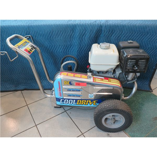 BE Pressure Washer, Model CD-4013HWBSCOMA (Returned Item - being sold for parts/repair)