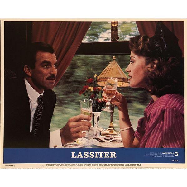 Lassiter Original 1984 Vintage Lobby Card