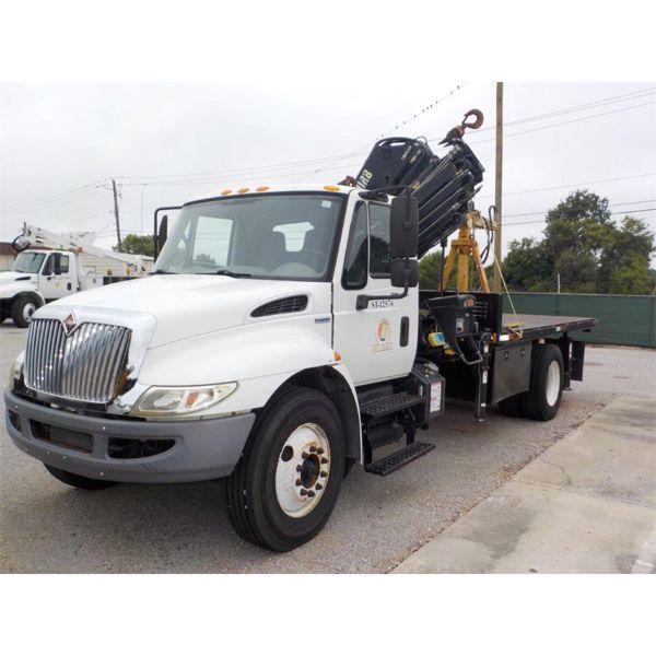 2008 INTERNATIONAL 4300 Boom / Crane Truck