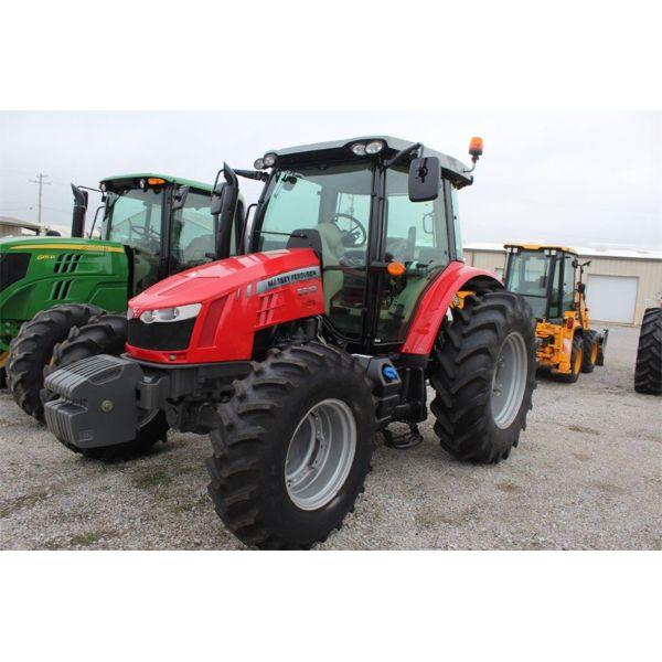 2016 MASSEY FERGUSON 5612 Farm Tractor