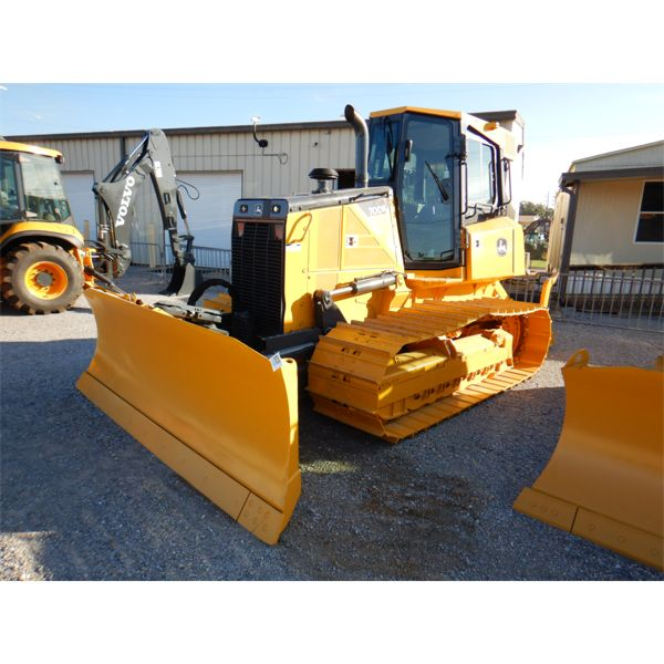 2013 JOHN DEERE 700K LGP Dozer / Crawler Tractor