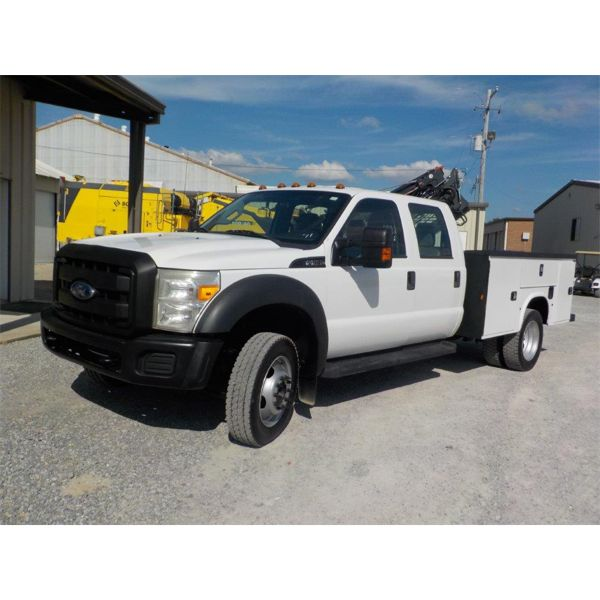 2015 FORD F550 XL Service / Mechanic Truck