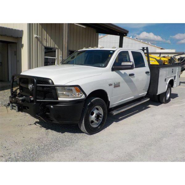 2014 RAM 3500 Service / Mechanic Truck