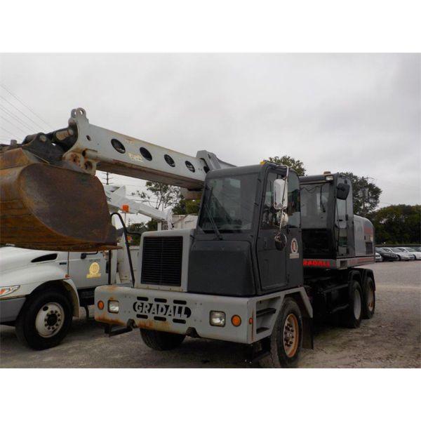 2008 GRADALL XL 4100 III Excavator - Wheel
