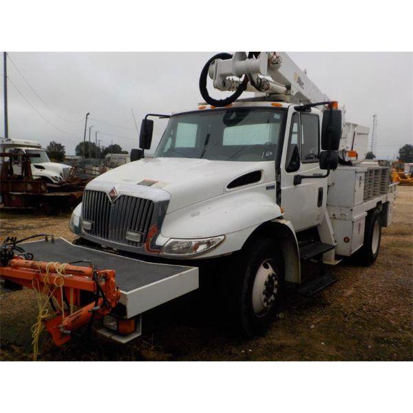2013 INTERNTIONAL 4300 DURASTAR Bucket Truck