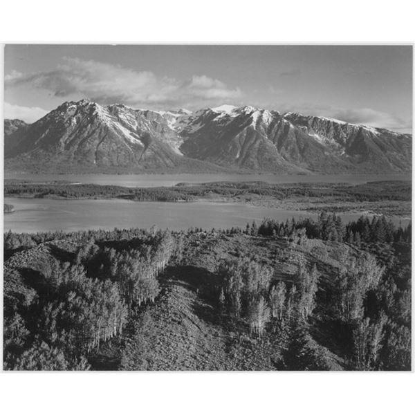 Adams - Grand Teton Wyoming 2