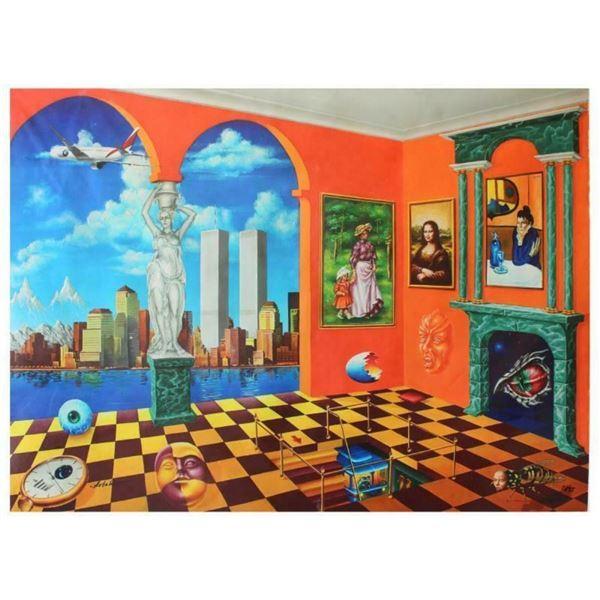 New York View by Astahov, Alexander