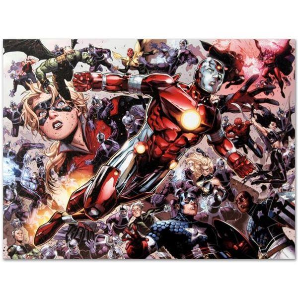 Avengers: The Children's Crusade #5 by Marvel Comics