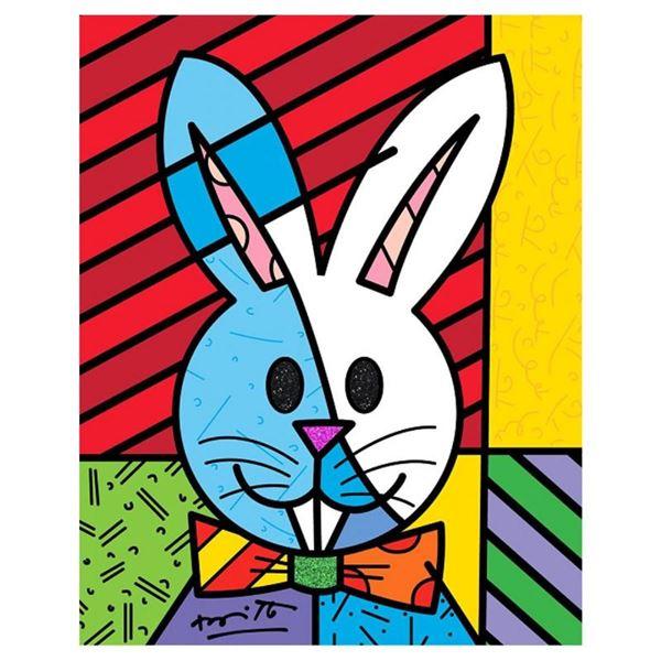 Easter Bunny by Britto, Romero