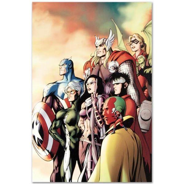 I Am an Avenger #5 by Marvel Comics