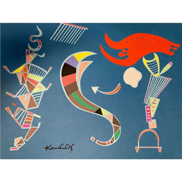 "Wassily Kandinsky ""The Arrow 1943"""