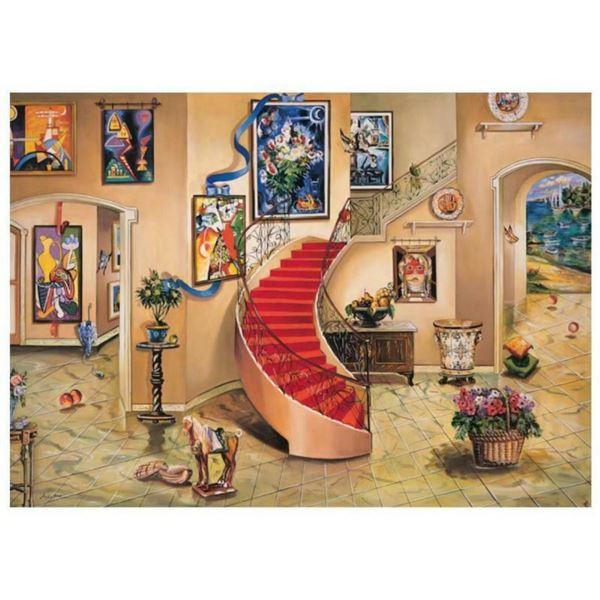 Chagall View by Astahov, Alexander