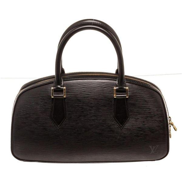 Louis Vuitton Black Epi Leather Jasmin Shoulder Bag