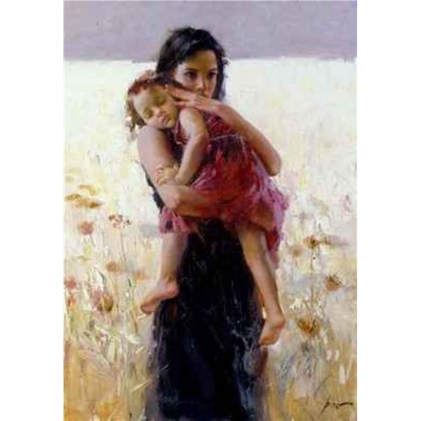 """Pino """"MATERNAL INSTINCTS (Small Embellished)"""""""