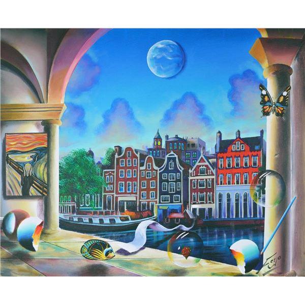 Ferjo Original Acyrlic  Amsterdam