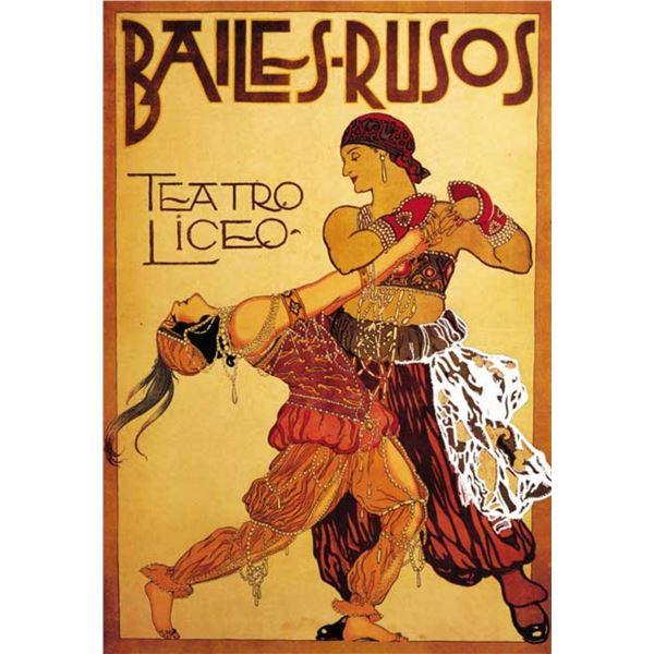 Bailes -Rusos