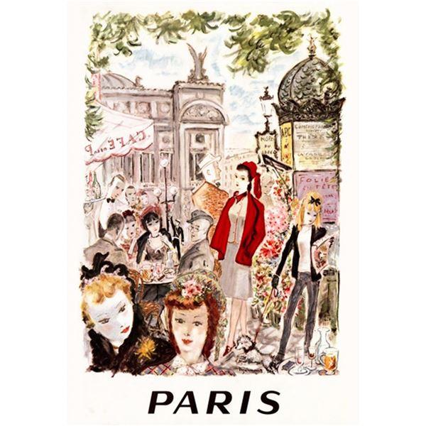 Anonymous - Paris