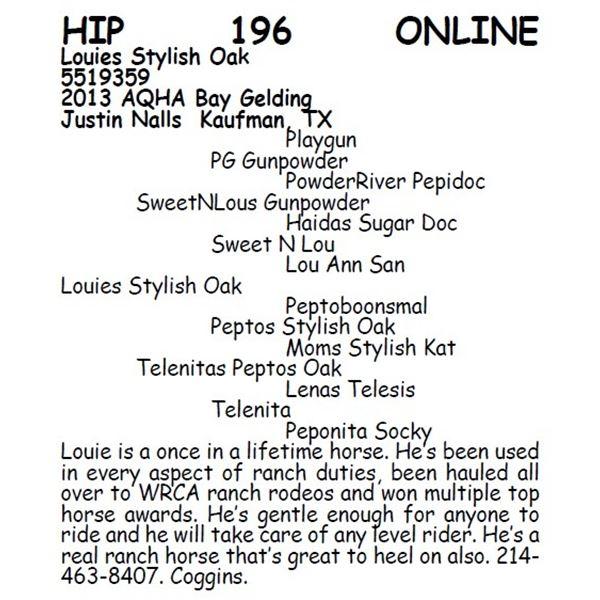 Louies Stylish Oak