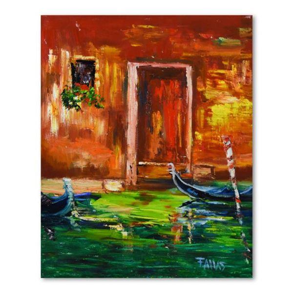 Venice Red Door by Fallas Original