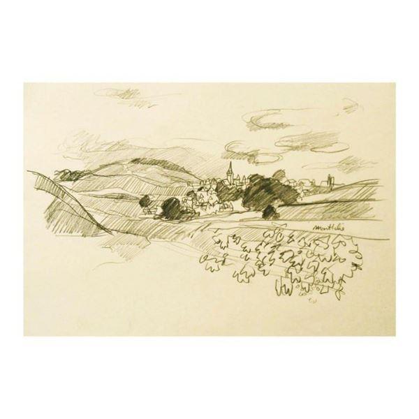 Monthalie, Burgundy by Ensrud Original