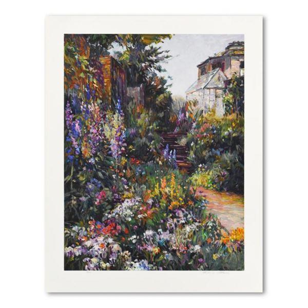 The Greenhouse by Plisson, Henri