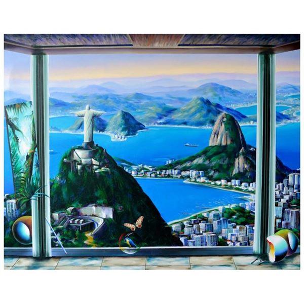 Brazilian Paradise by Ferjo Original