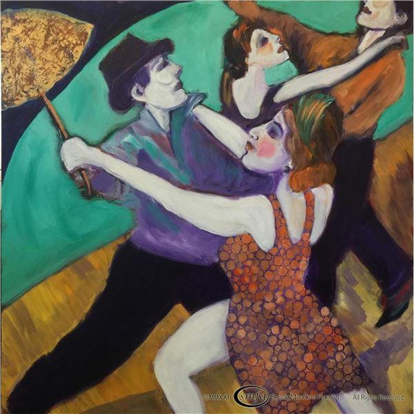 "Susan Manders ""Bailar"""