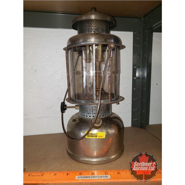 Coleman Lantern w/Mica Globe c.1927 (Double Mantle : Quick-lite)