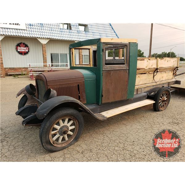 "Antique Truck ""Lawn Art"" (See Pics!)"