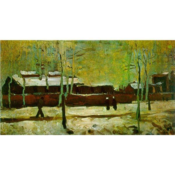 Van Gogh - Old Station