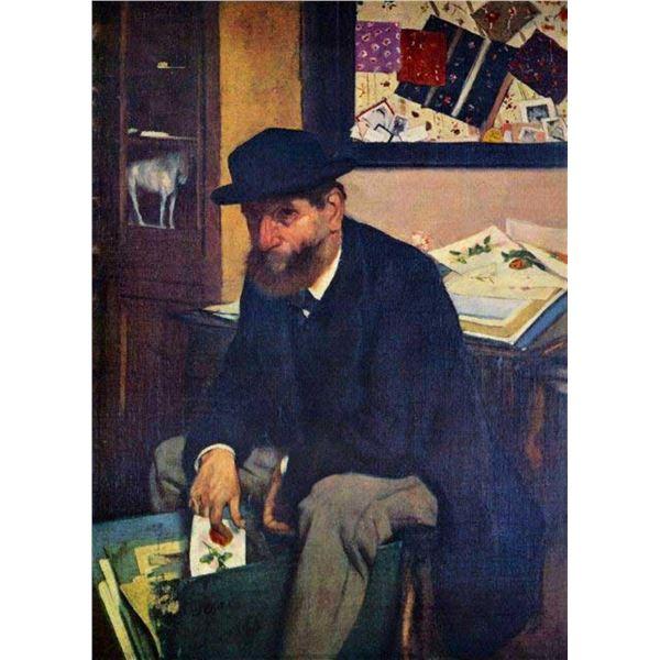 Edgar Degas - The Amateur