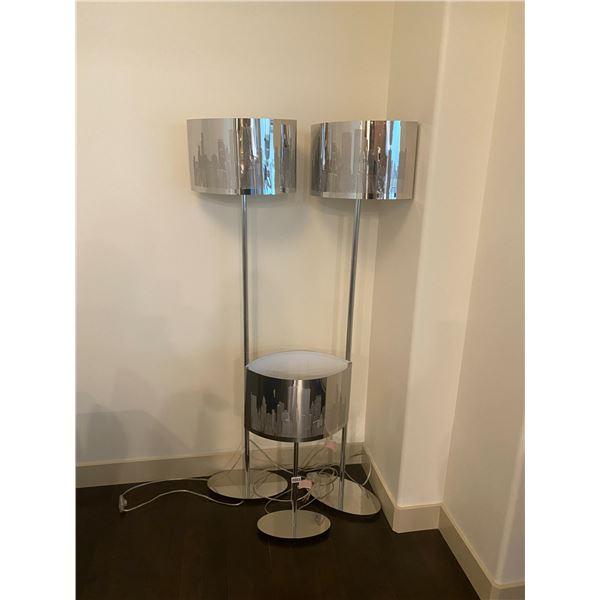 Designer New York Skyline Lamps