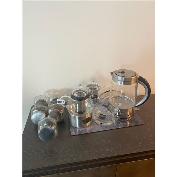 Tea Kettle Set