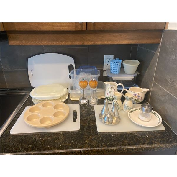Kitchenwares (S&P Shakers, Bowls, Cutting Boards etc?)