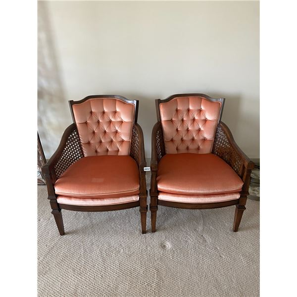 """Two Matching Arm Chairs - 25""""W x 29""""D x 32""""H"""